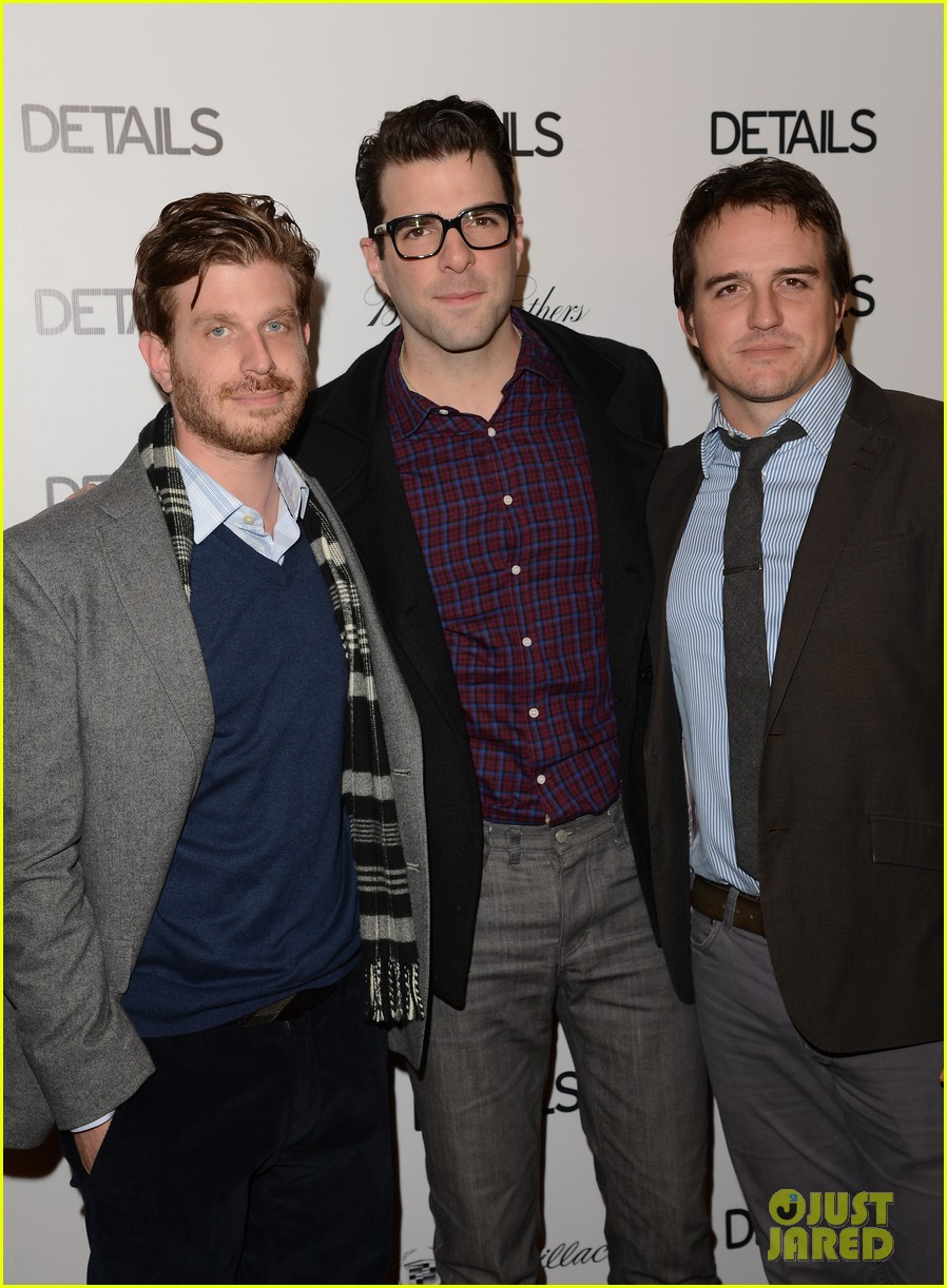 garrett hedlund zachary quinto details mavericks party 252766859