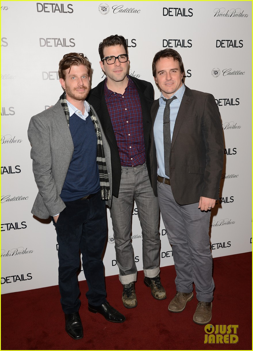 garrett hedlund zachary quinto details mavericks party 262766860