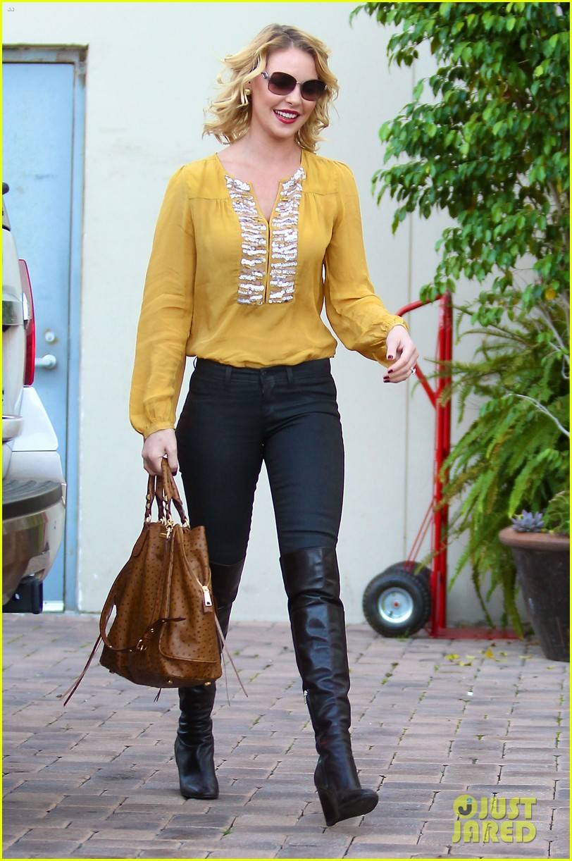 katherine heigl birthday lunch with josh kelley mom nancy 14