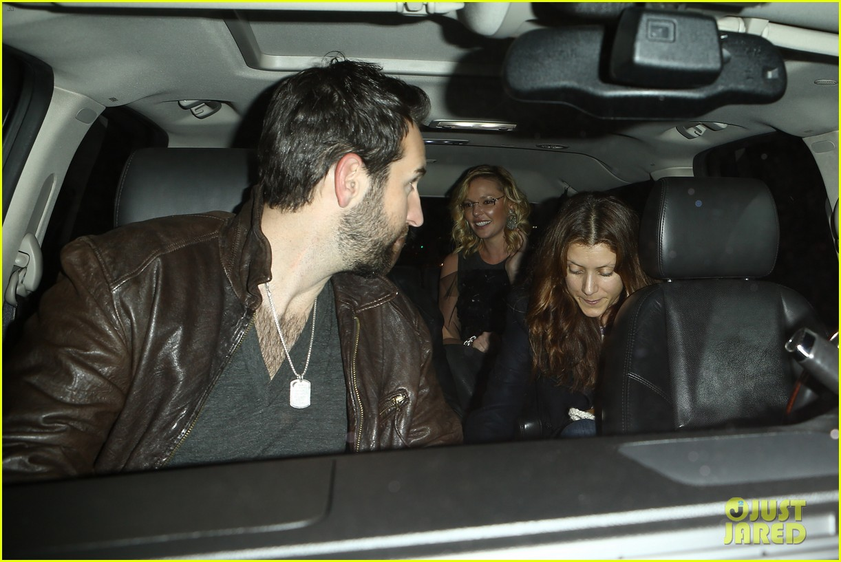 katherine heigl kate walsh josh kelley concert 032762493