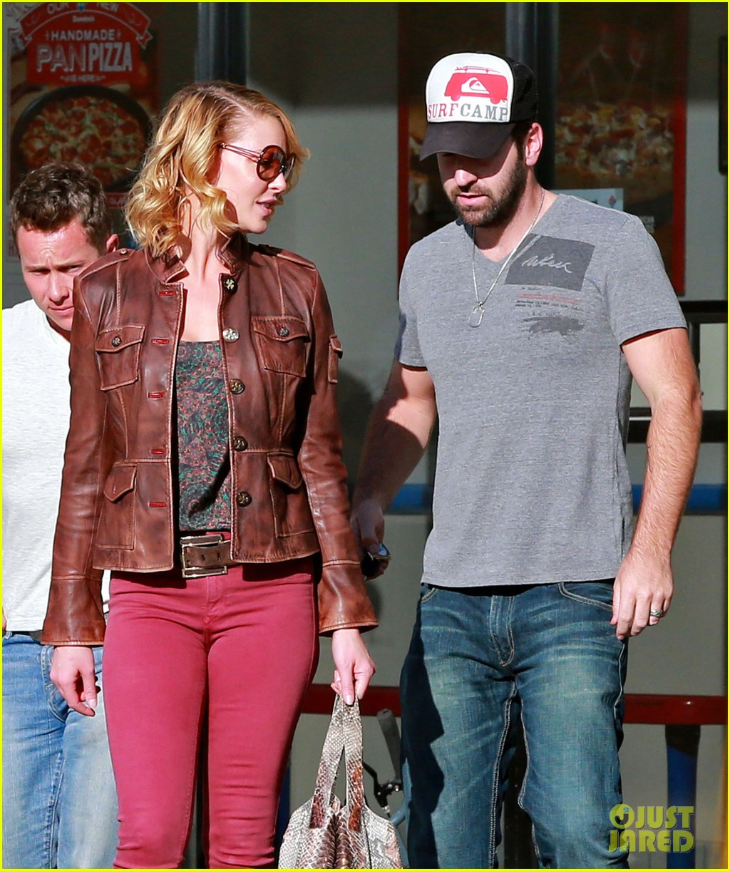 katherine heigl sushi stop with josh kelley 07