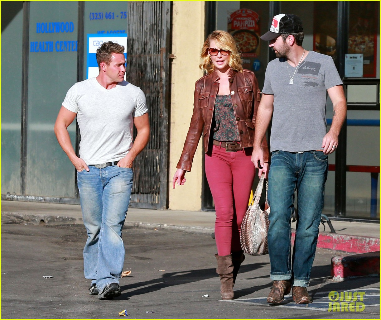 katherine heigl sushi stop with josh kelley 102752525
