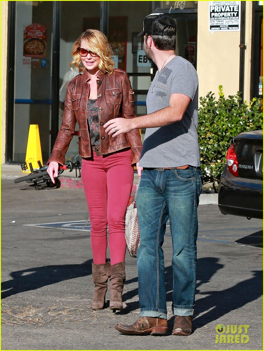 katherine heigl sushi stop with josh kelley 122752527