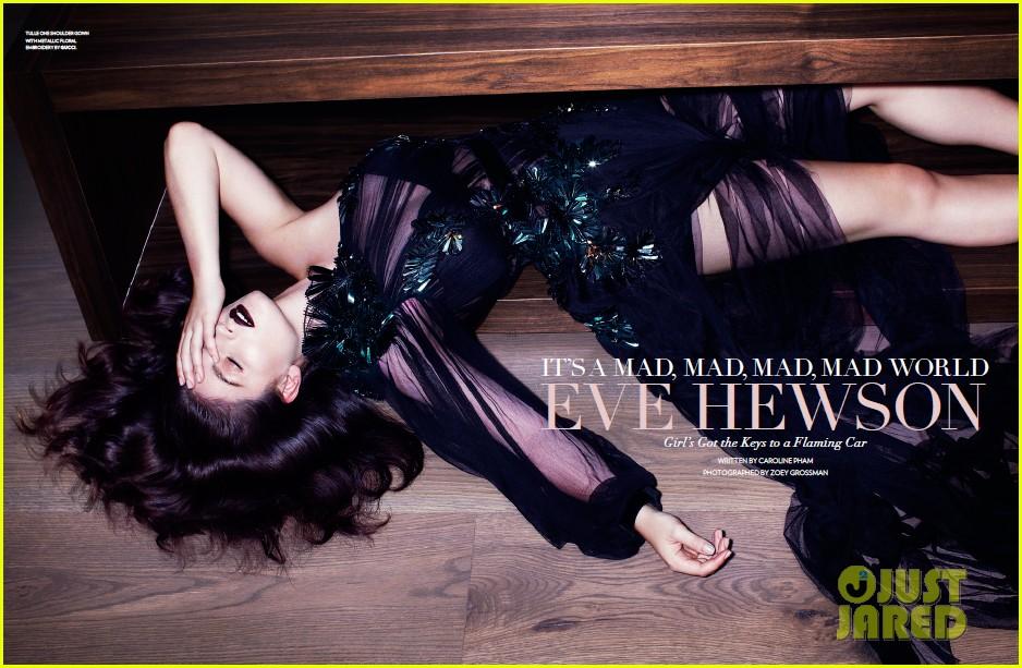 eve hewson stuns in flaunt magazine 012760127