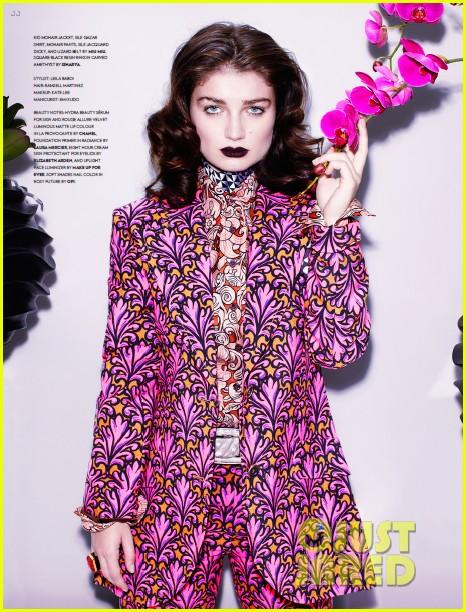 eve hewson stuns in flaunt magazine 03