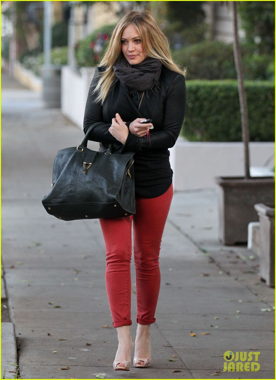 hilary duff chris mcmillan salon appointment 03