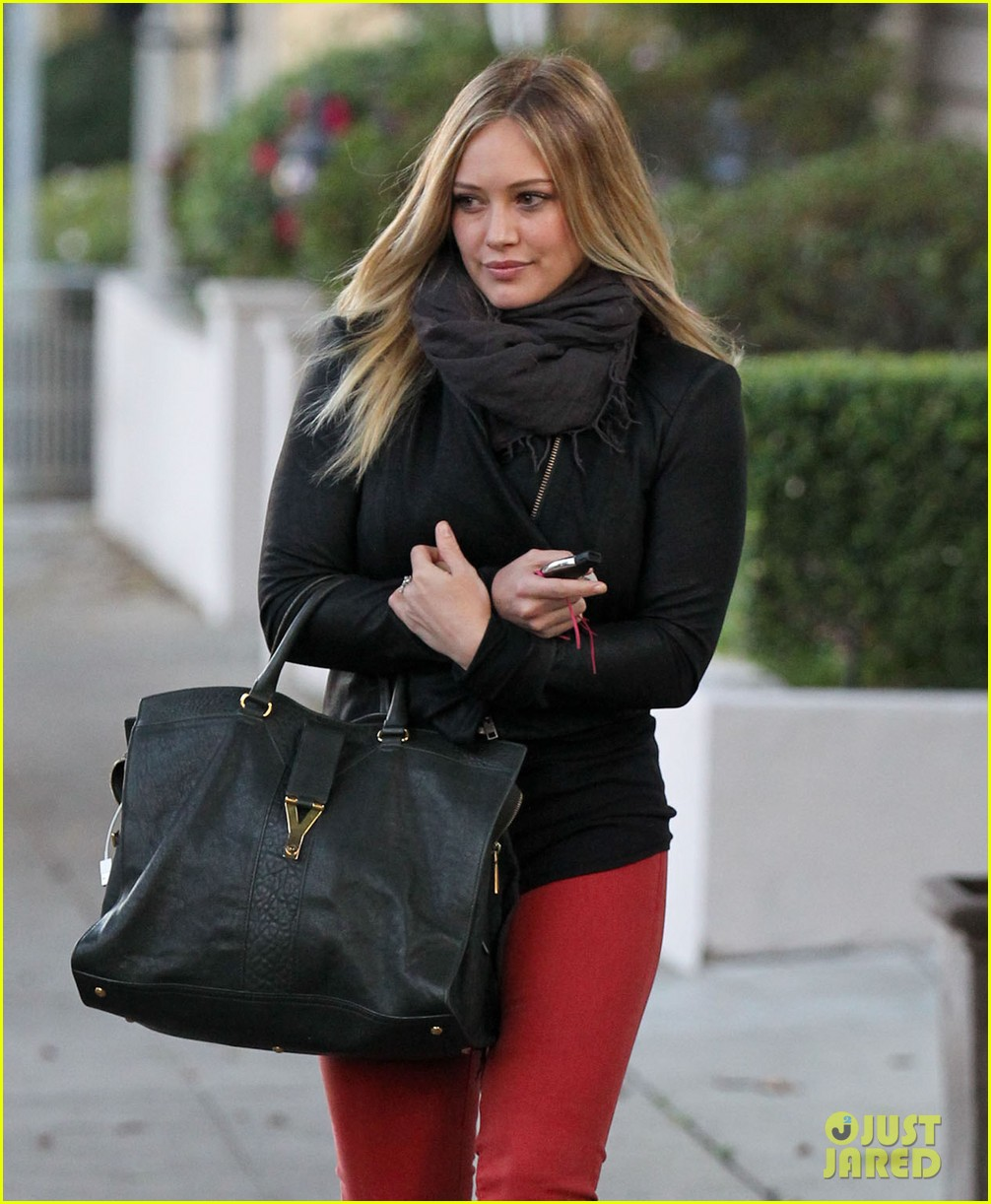 hilary duff chris mcmillan salon appointment 082765383