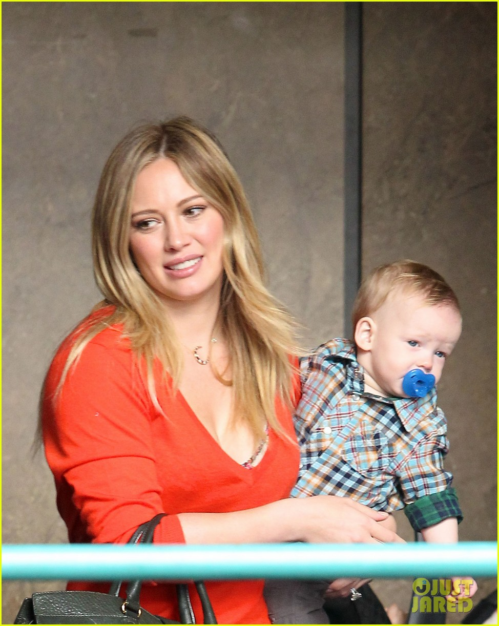 hilary duff chris mcmillan salon appointment 172765392
