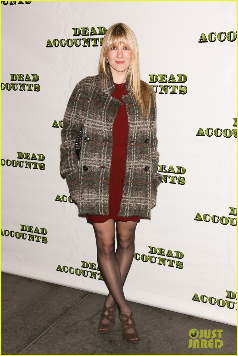katie holmes dead accounts opening night on broadway 09