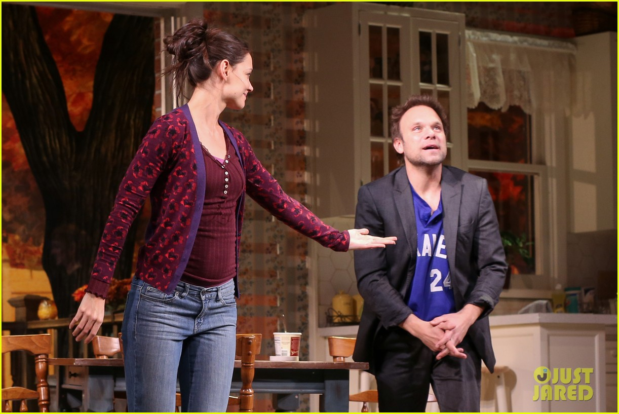 katie holmes dead accounts opening night on broadway 162766515