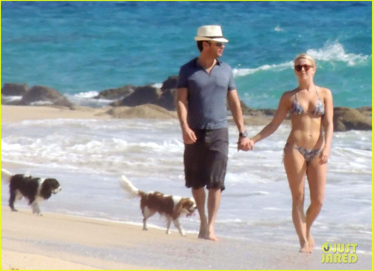 julianne hough bikini beach day ryan seacrest 152763438