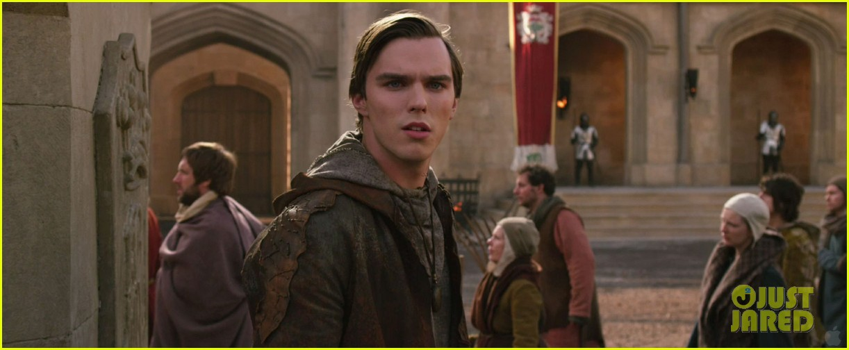 nicholas hoult jack the giant slayer trailer 01