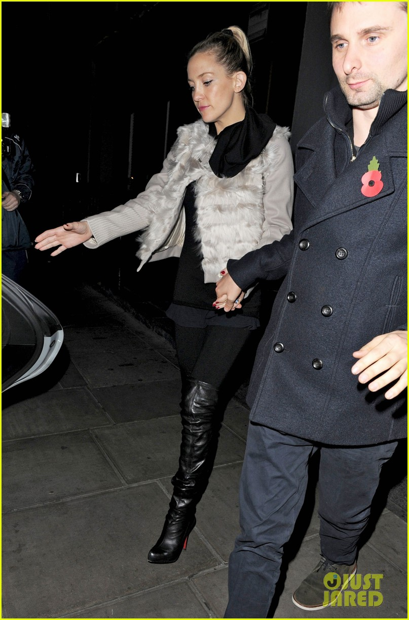 kate hudson matt bellamy london date nigh 11