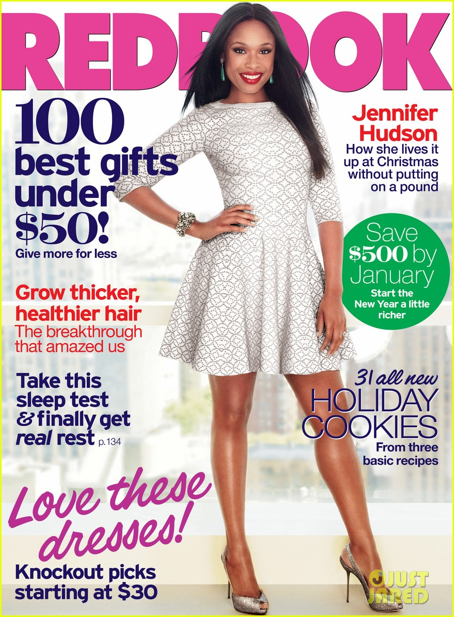 jennifer hudson covers redbook december 2012 012753472