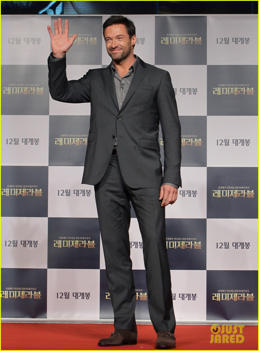 hugh jackman les miserables south korea premiere 012764056