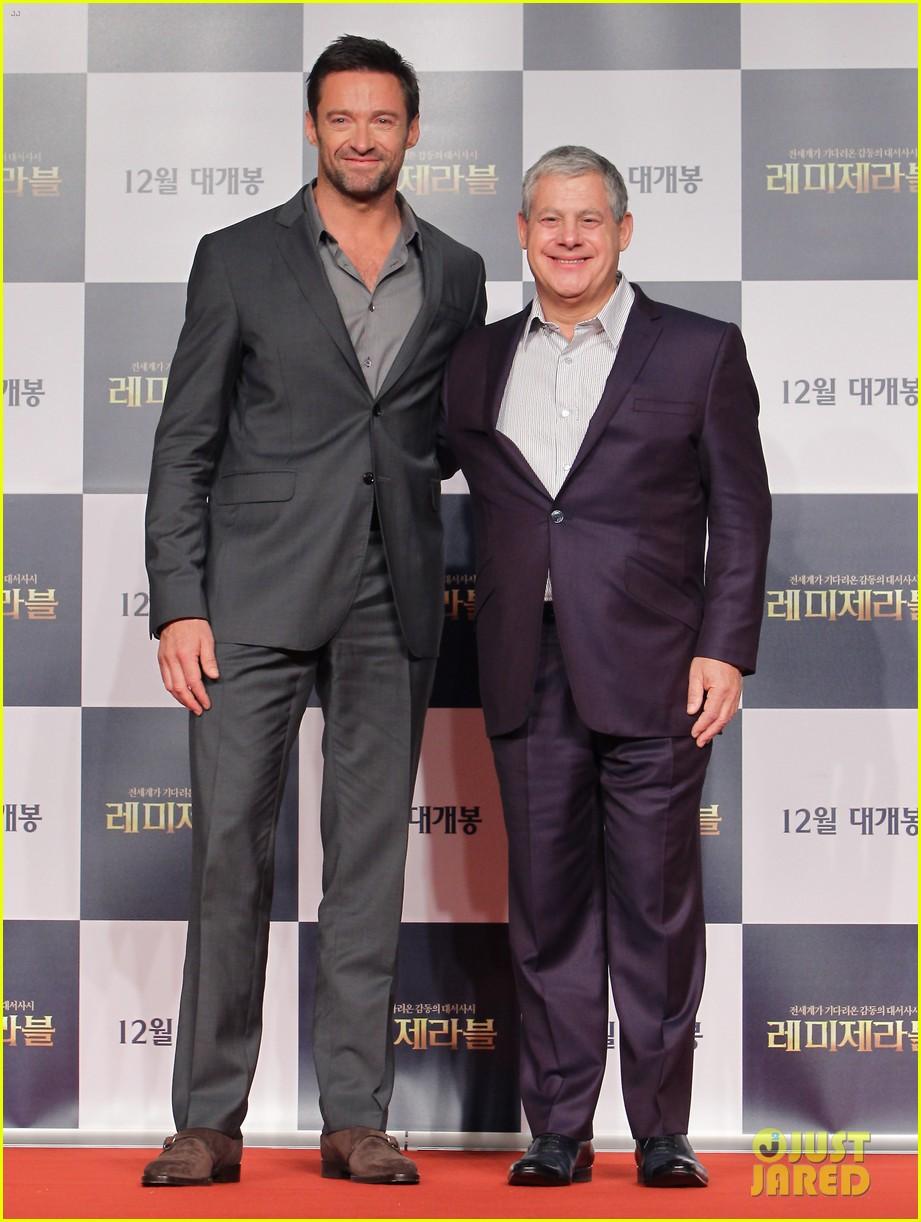 hugh jackman les miserables south korea premiere 042764059