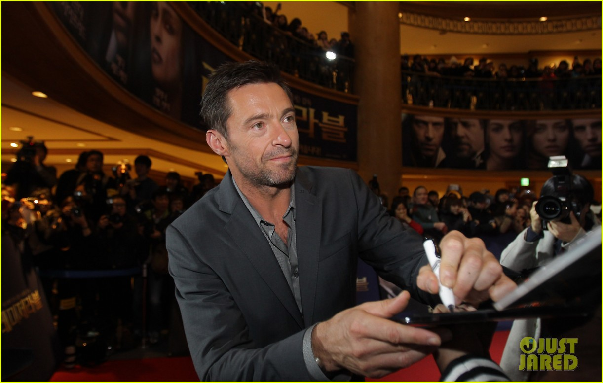 hugh jackman les miserables south korea premiere 052764060