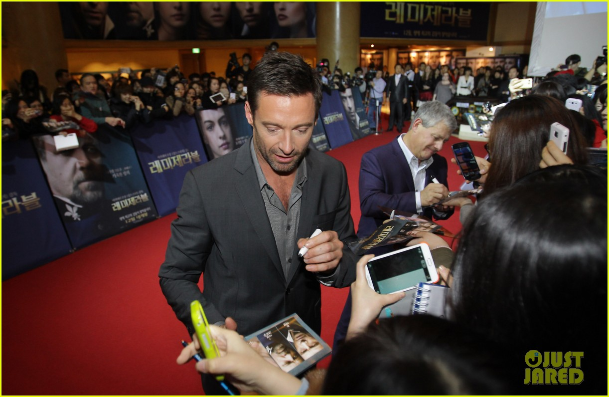 hugh jackman les miserables south korea premiere 062764061