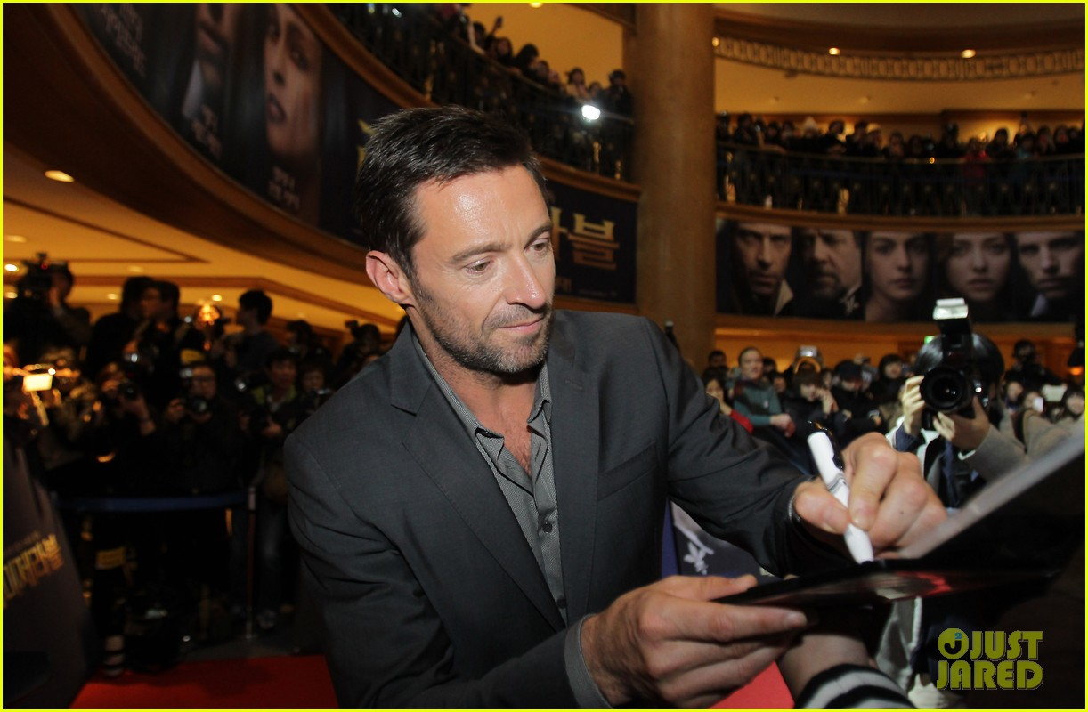 hugh jackman les miserables south korea premiere 072764062
