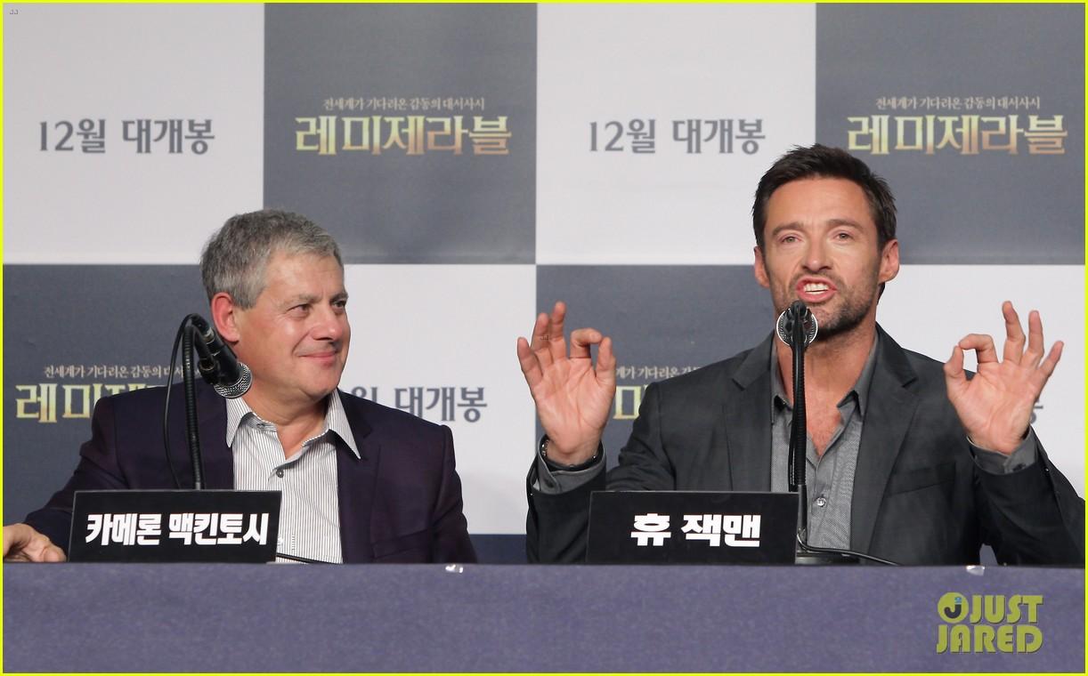 hugh jackman les miserables south korea premiere 082764063