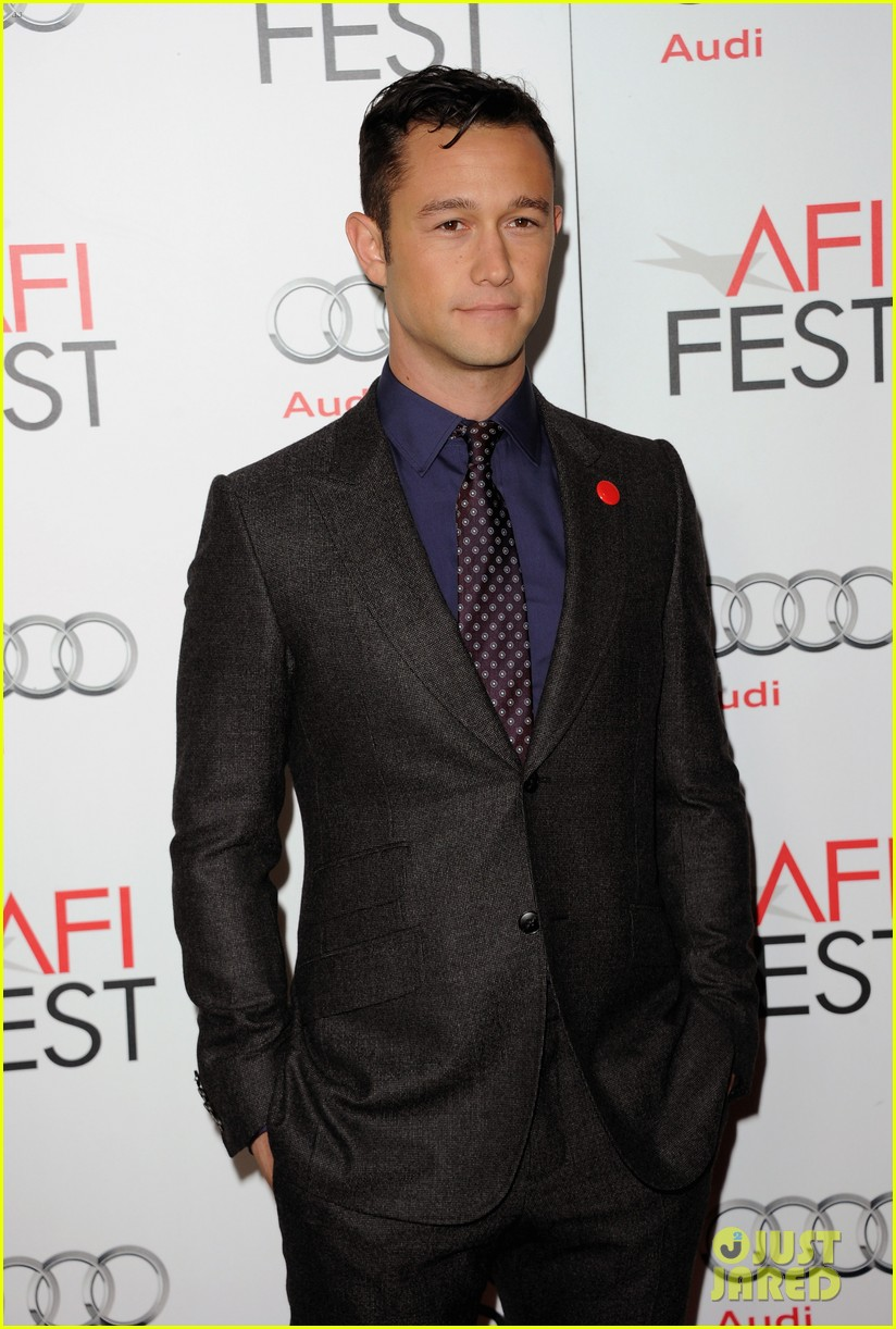 joseph gordon levitt daniel day lewis lincoln premiere 22