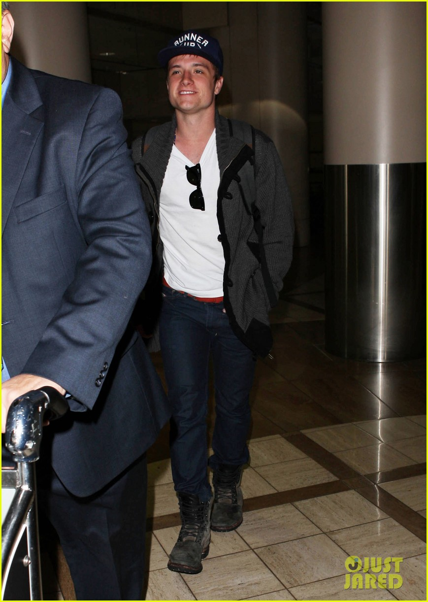 josh hutcherson back in la 072760880