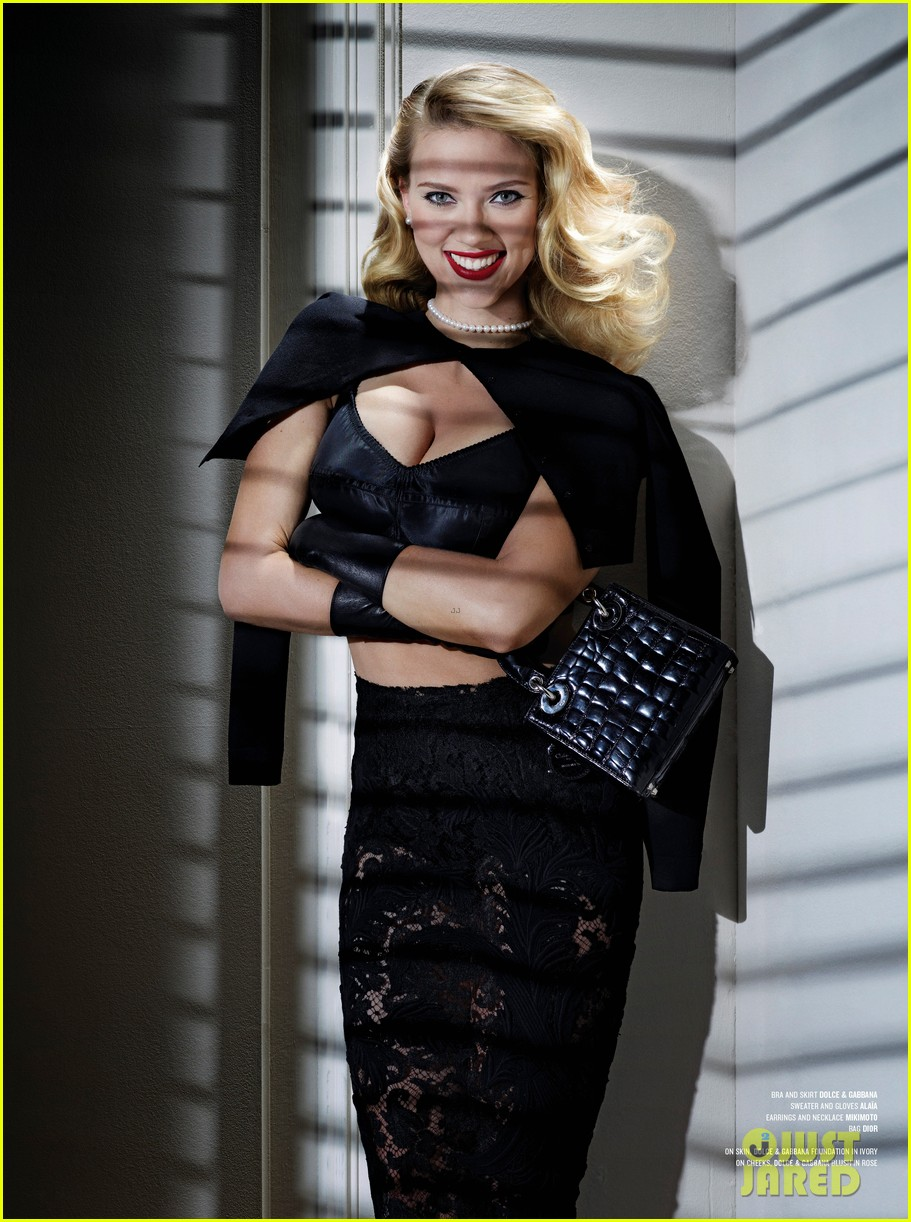 scarlett johansson channels janet leigh for v magazine 02