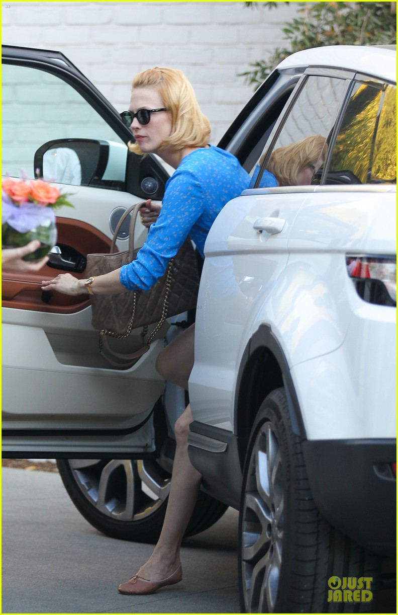 january jones private party in bel air 062751205