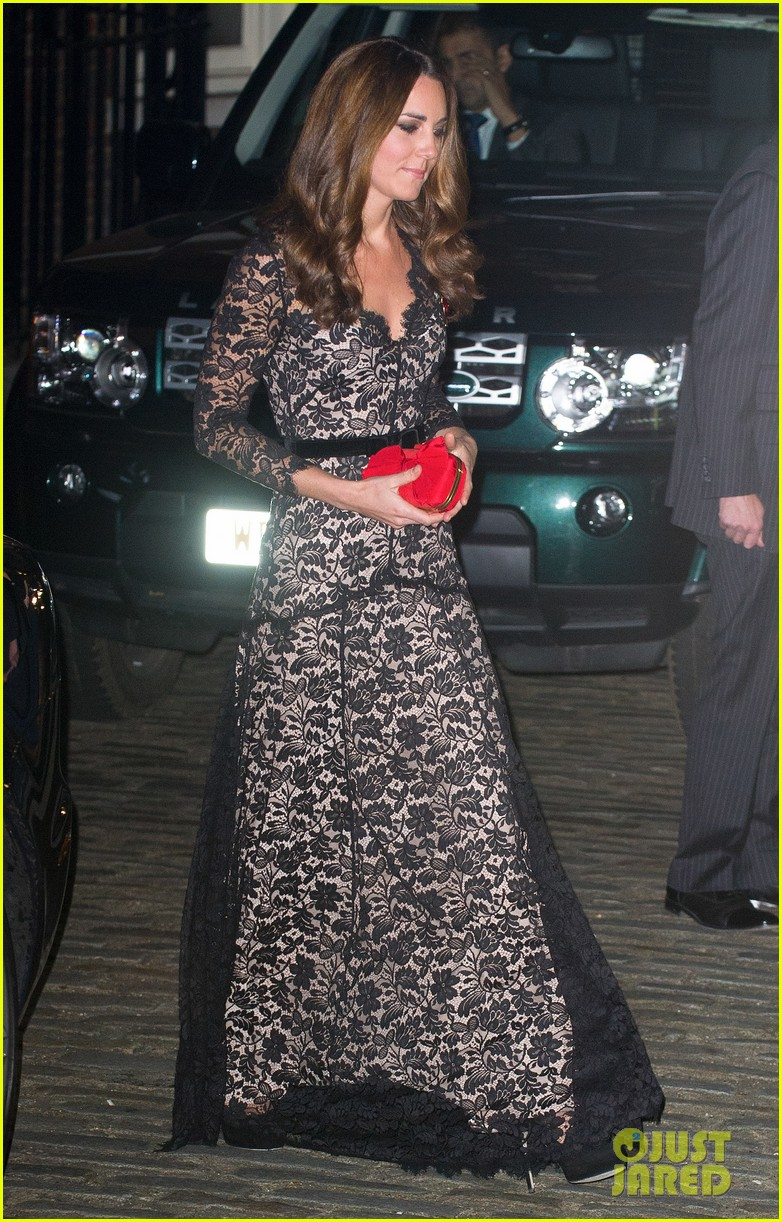prince william duchess kate university of st andrews dinner guests 032753625