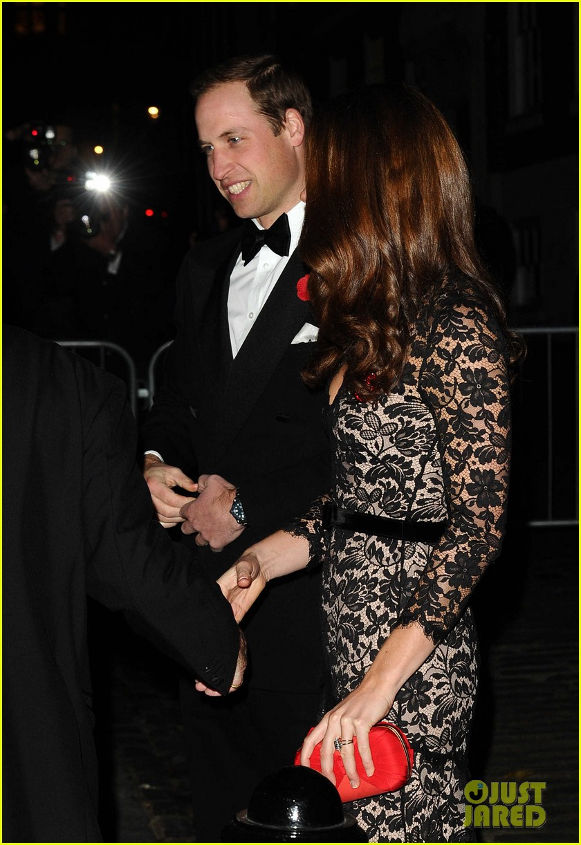 prince william duchess kate university of st andrews dinner guests 072753629