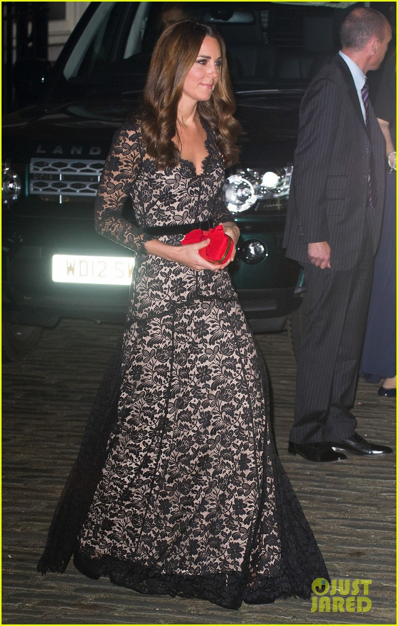 prince william duchess kate university of st andrews dinner guests 082753630