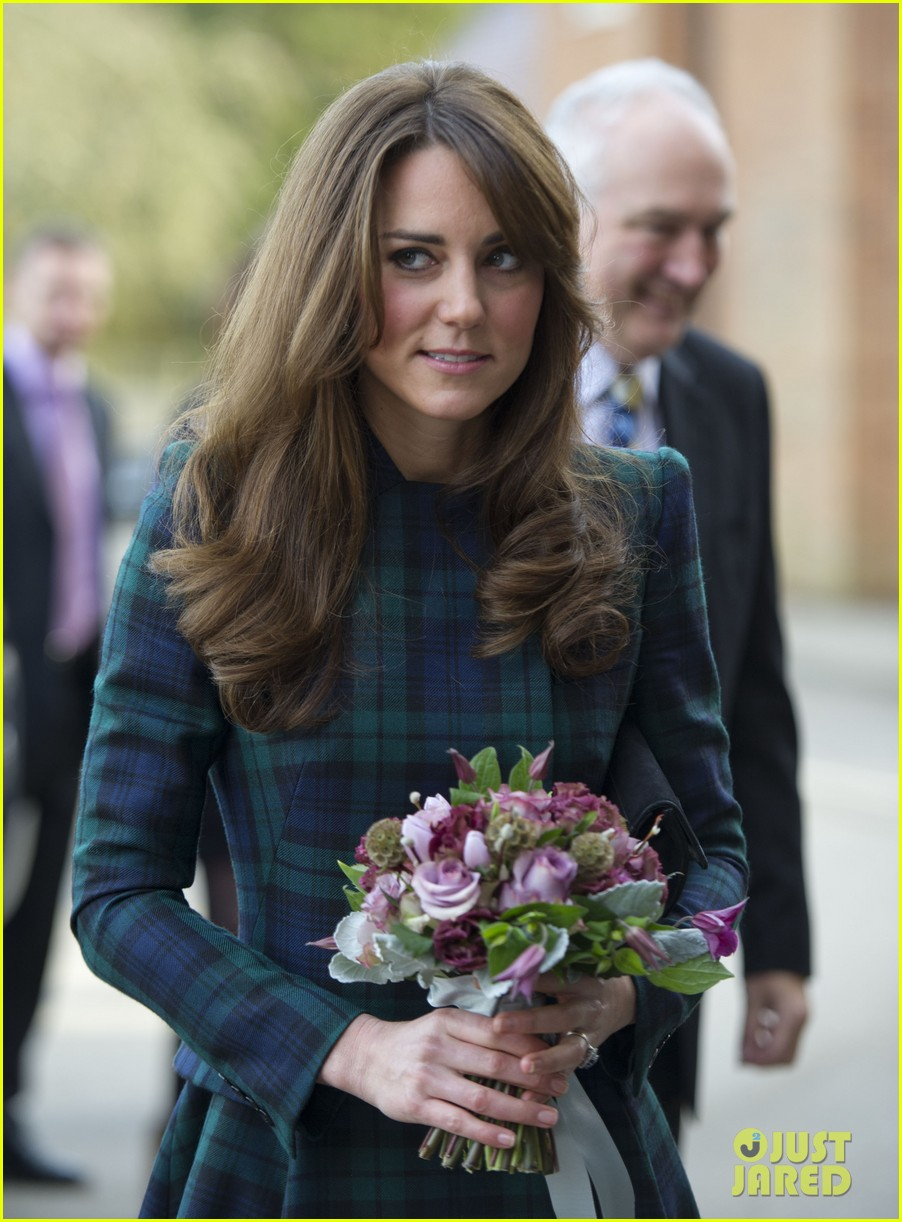 duchess kate st andrews school visit 132766757