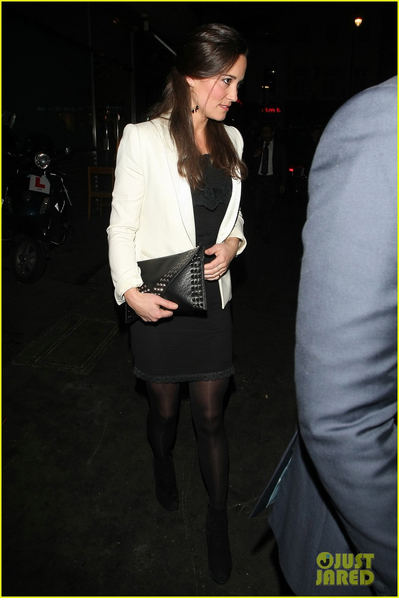 duchess kate pippa middleton separate london outings 052755064