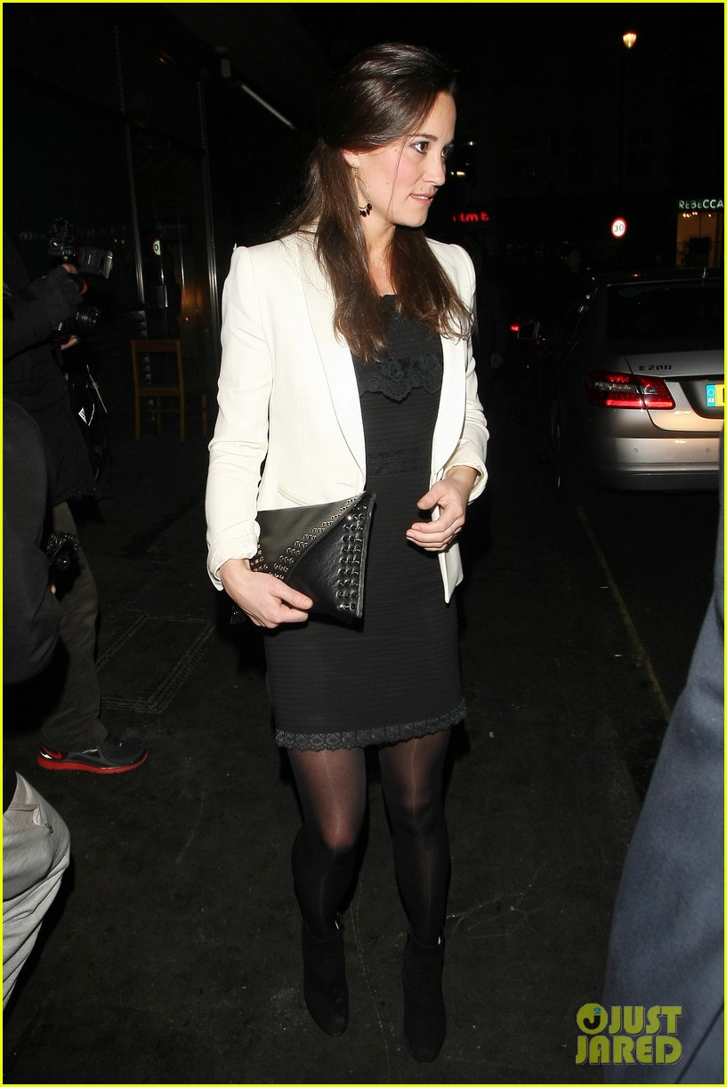 duchess kate pippa middleton separate london outings 072755066