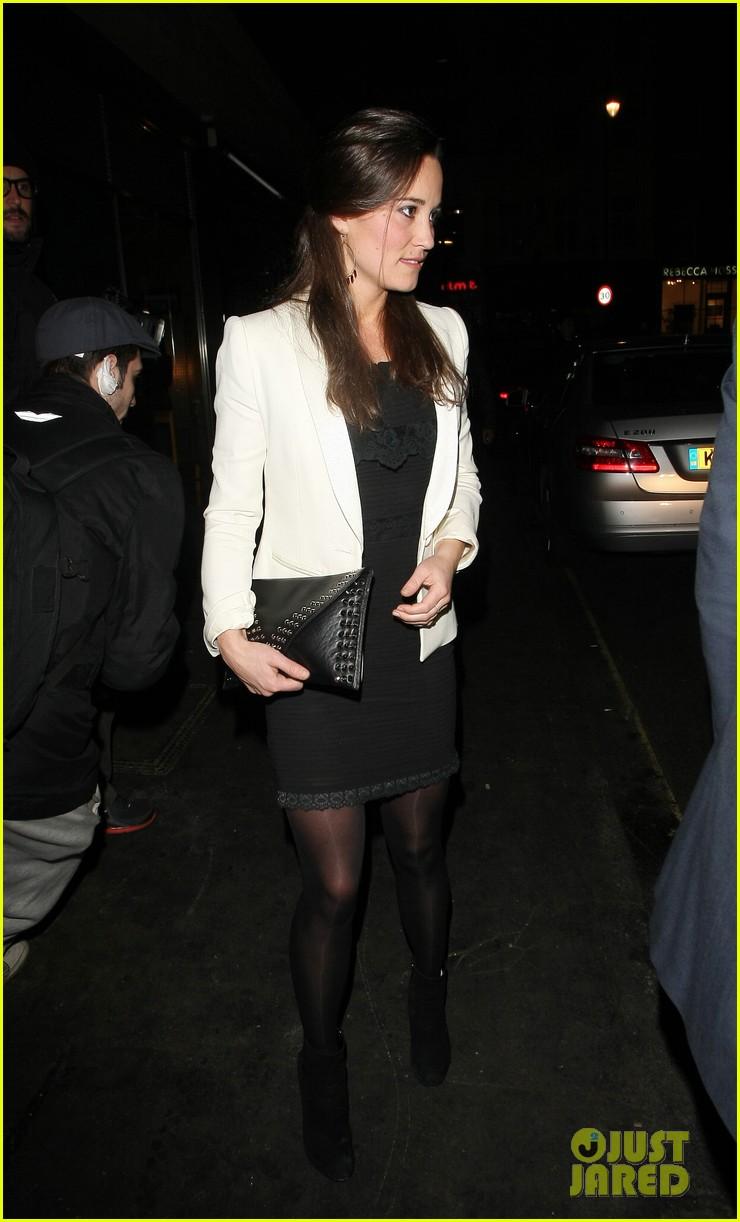duchess kate pippa middleton separate london outings 082755067