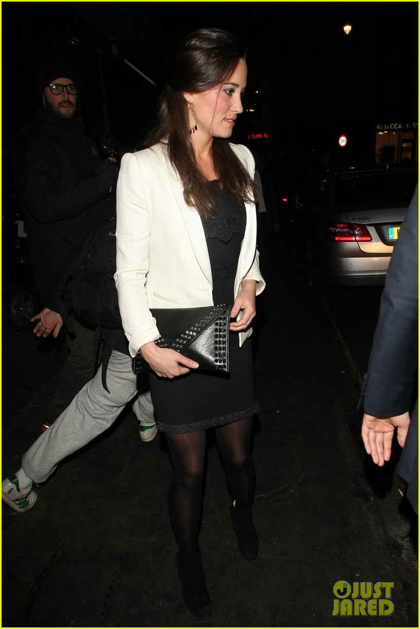 duchess kate pippa middleton separate london outings 092755068