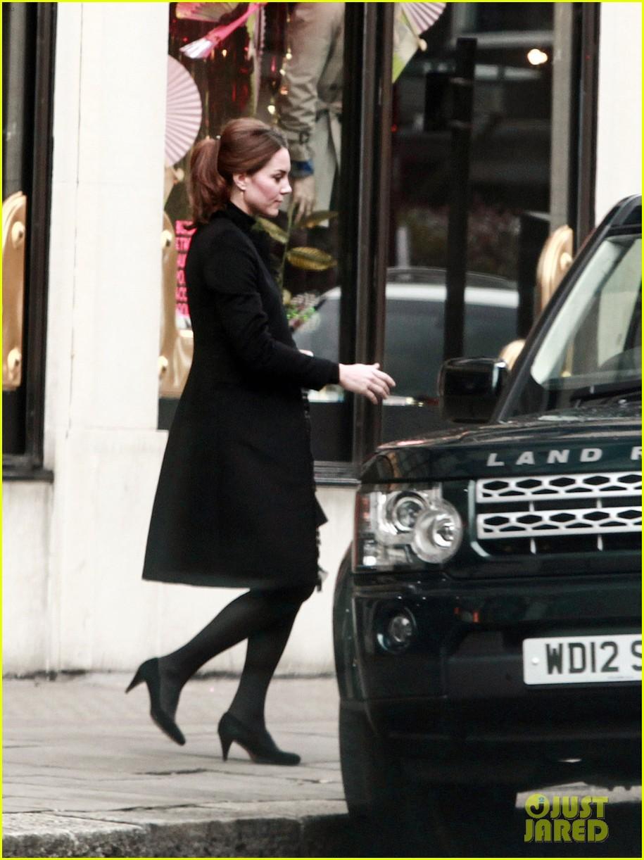 duchess kate pippa middleton separate london outings 112755070