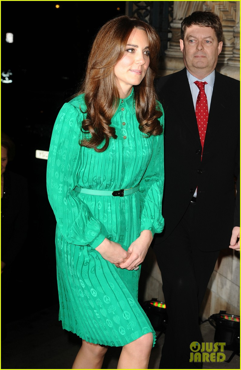 duchess kate natural history museum gallery opening 03