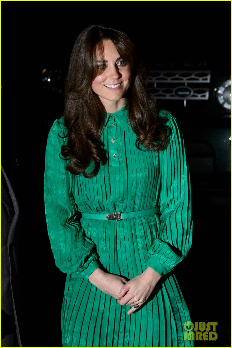duchess kate natural history museum gallery opening 052764783