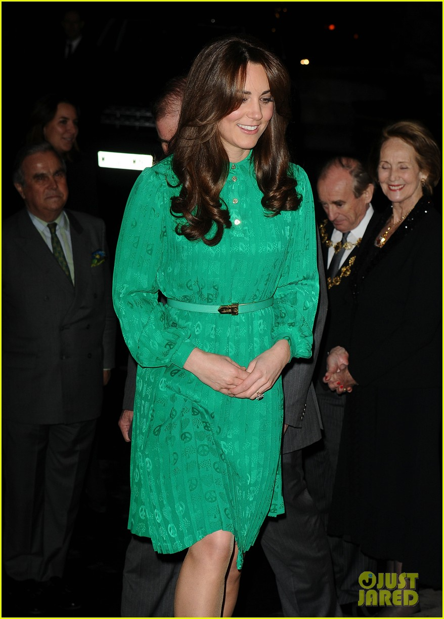 duchess kate natural history museum gallery opening 07
