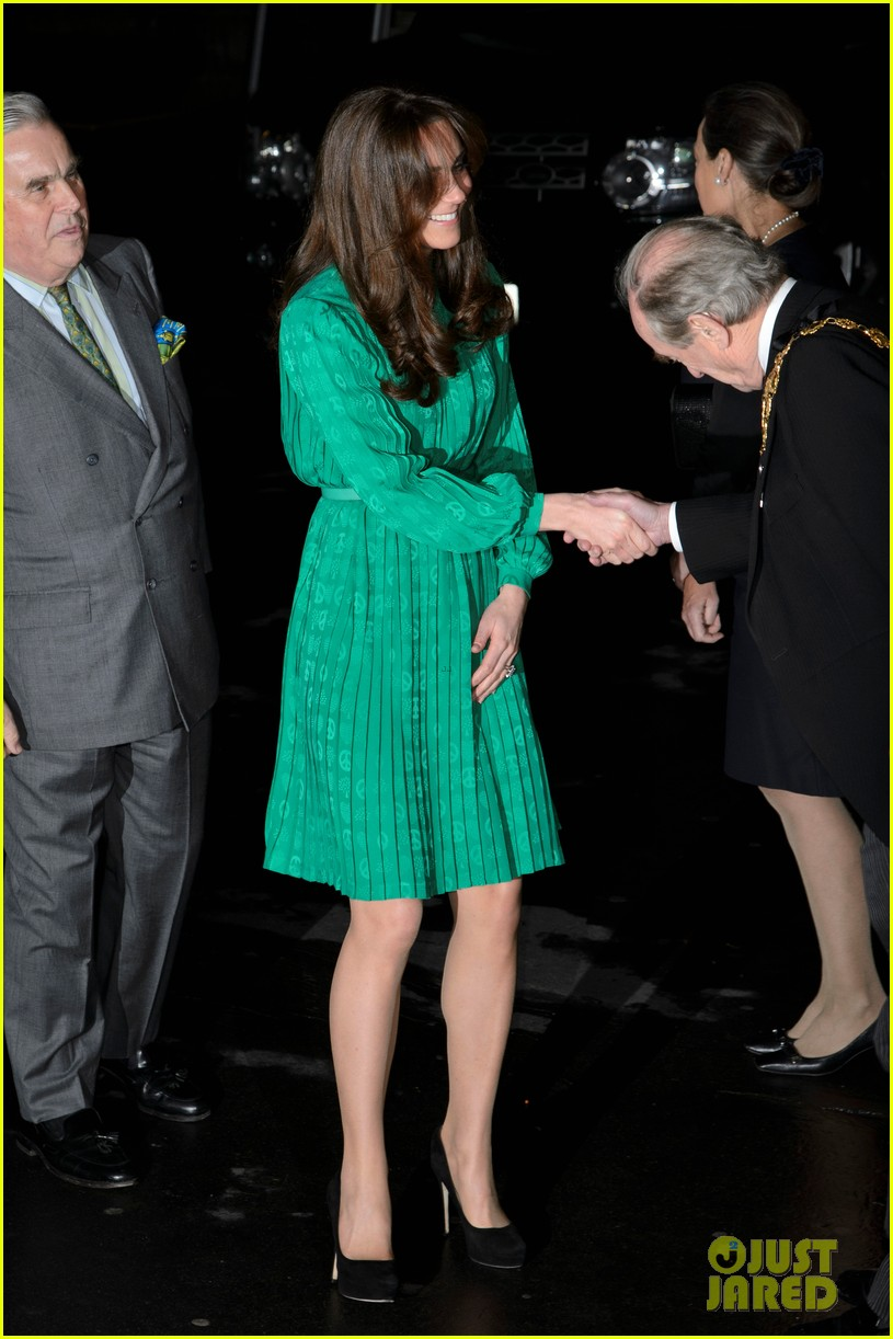 duchess kate natural history museum gallery opening 13