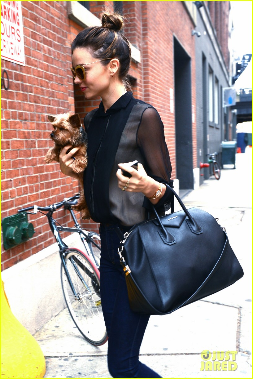 miranda kerr sunday morning with frankie 192763628