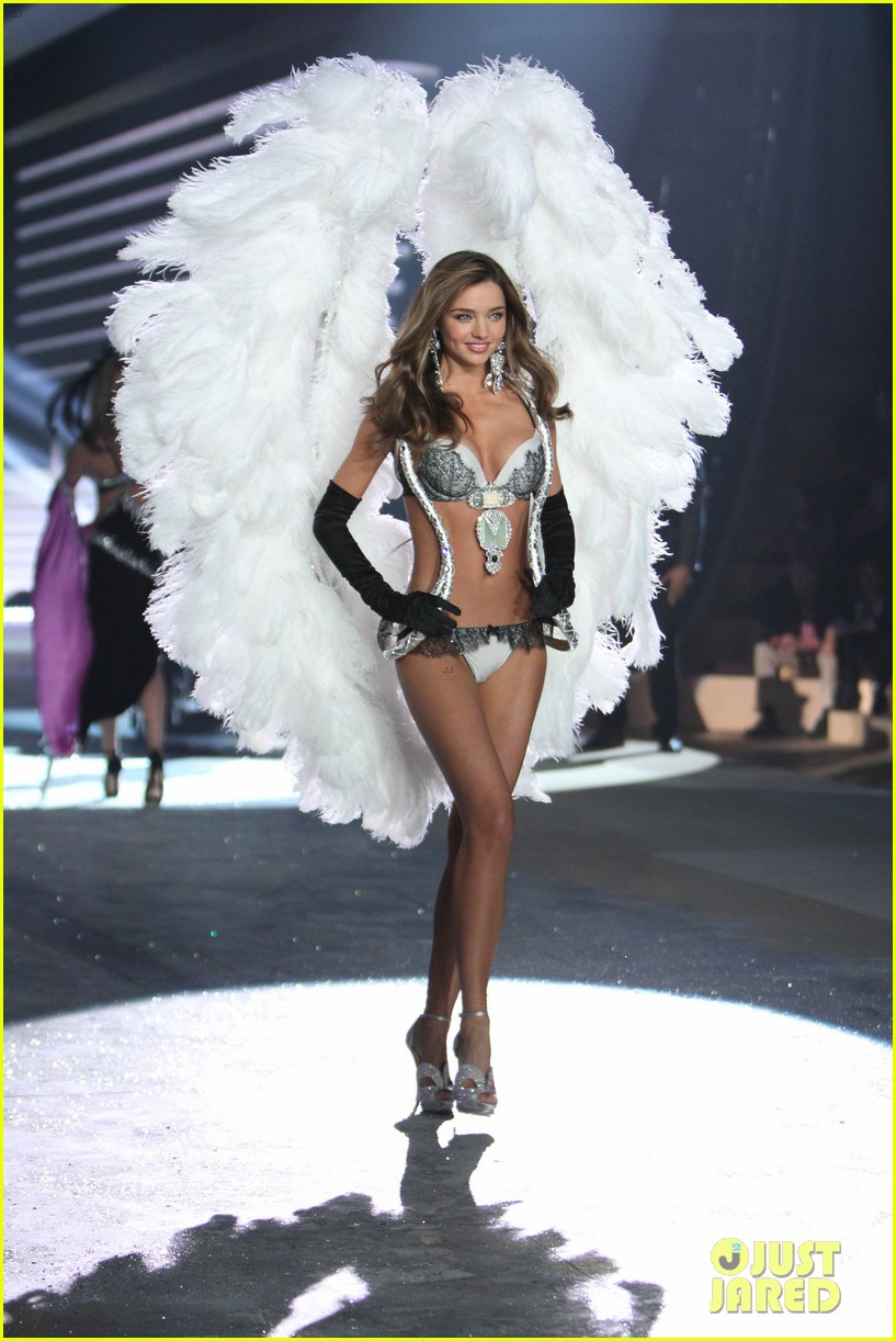 miranda kerr victorias secret fashion show 2012 162753004