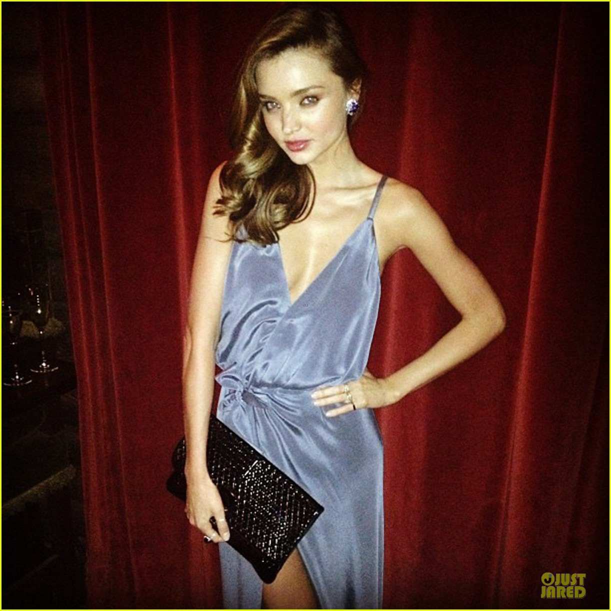 miranda kerr w magazine 40th anniversary celebration attendee 052759225