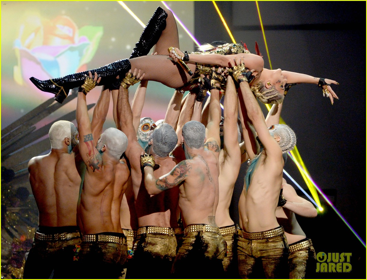 kesha amas performance 08