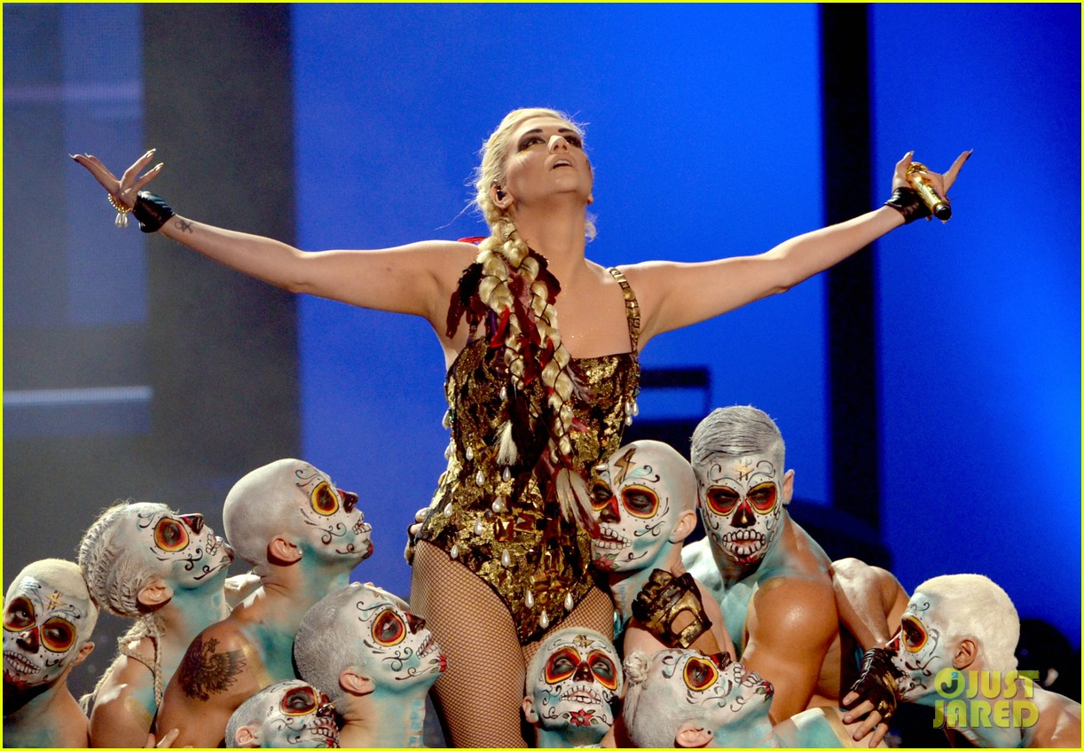 kesha amas performance 09