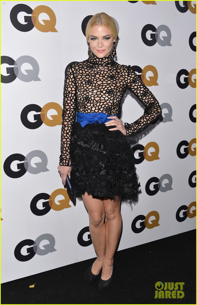 jaime king julianne hough gq men of the year party 2012 012757192