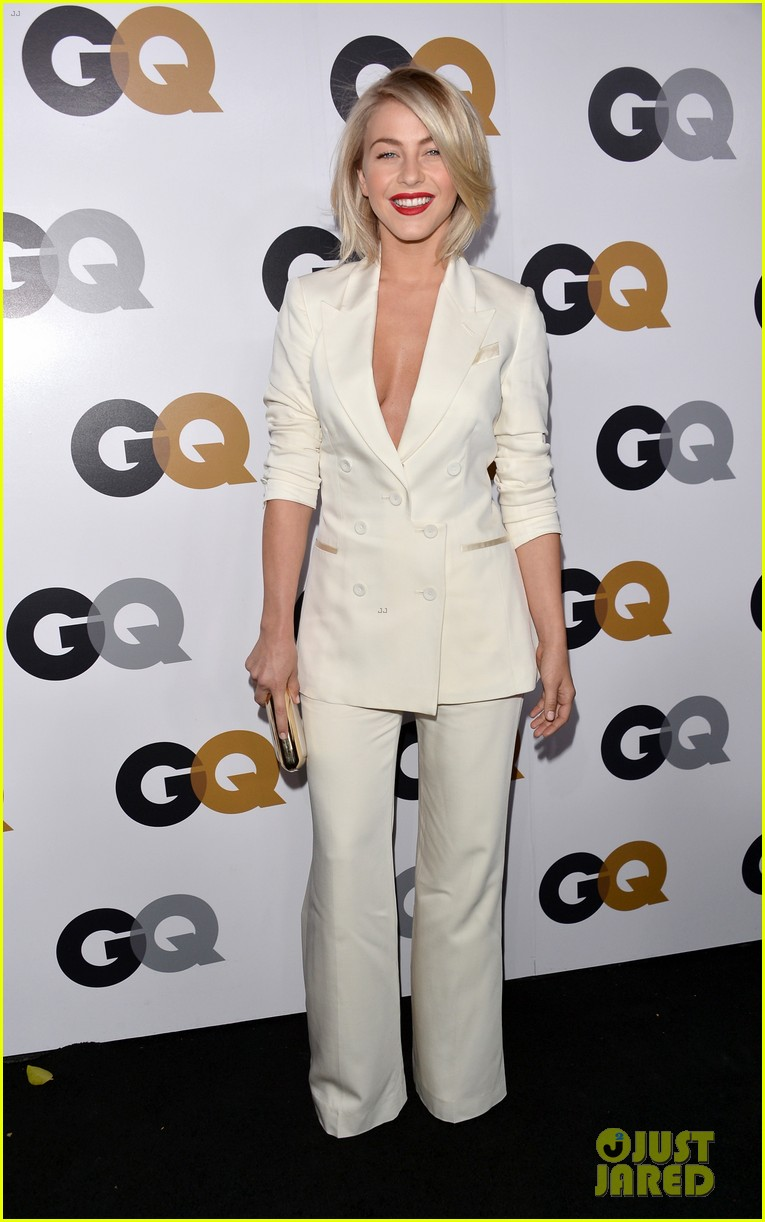 jaime king julianne hough gq men of the year party 2012 032757194