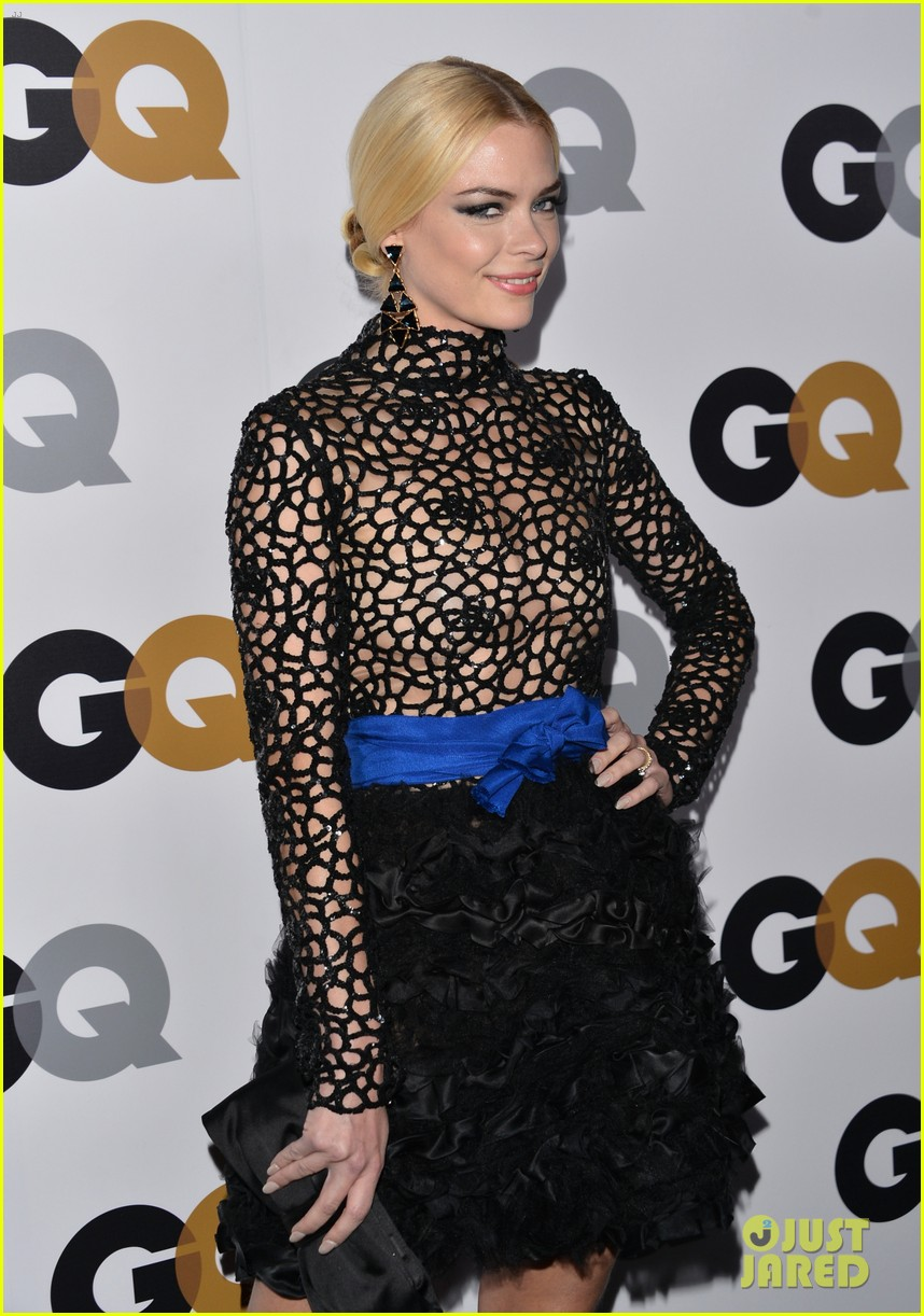 jaime king julianne hough gq men of the year party 2012 092757200