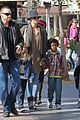 heidi klum holiday shopping at the grove 09